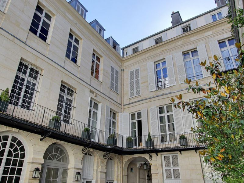 Vente de prestige appartement Paris 7ème 4 000 000€ - Photo 1