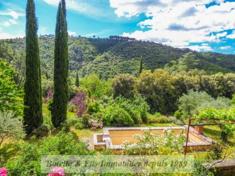 Vente maison / villa Anduze 1160000€ - Photo 1