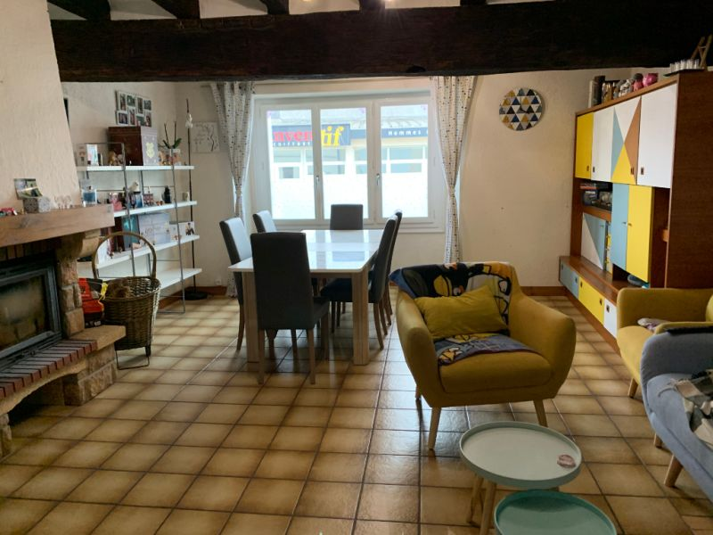 Sale house / villa Le fief sauvin 148600€ - Picture 2