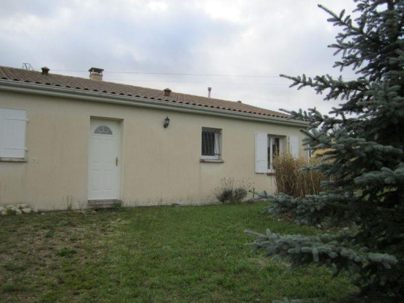 Vente maison / villa Condéon 131000€ - Photo 1