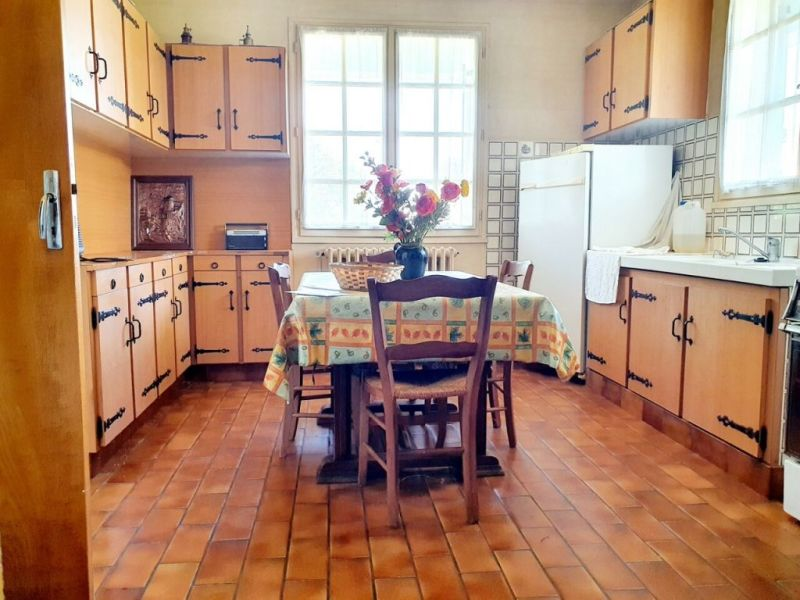 Sale house / villa Blanzac-porcheresse 120500€ - Picture 5
