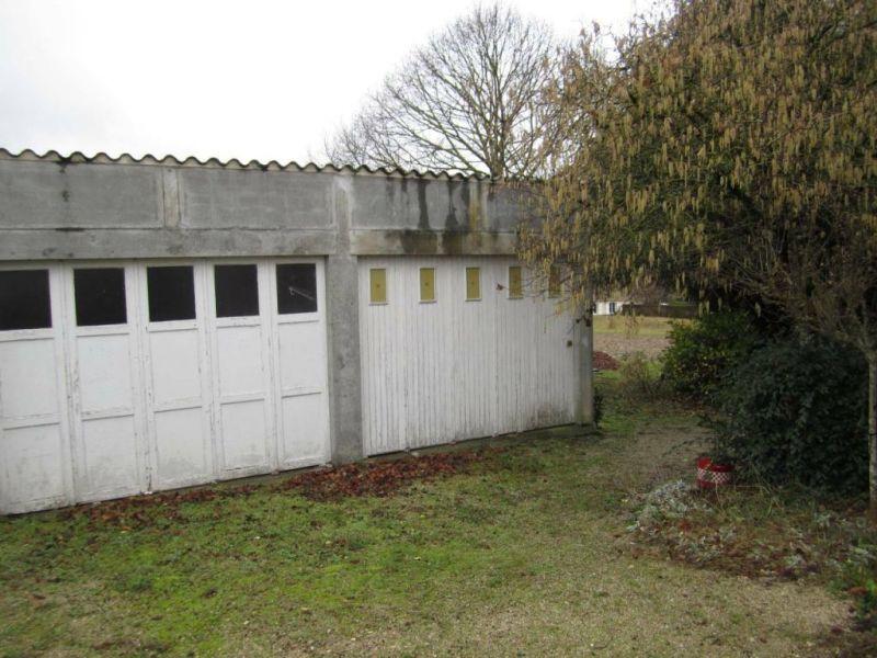 Sale house / villa Blanzac-porcheresse 120500€ - Picture 6