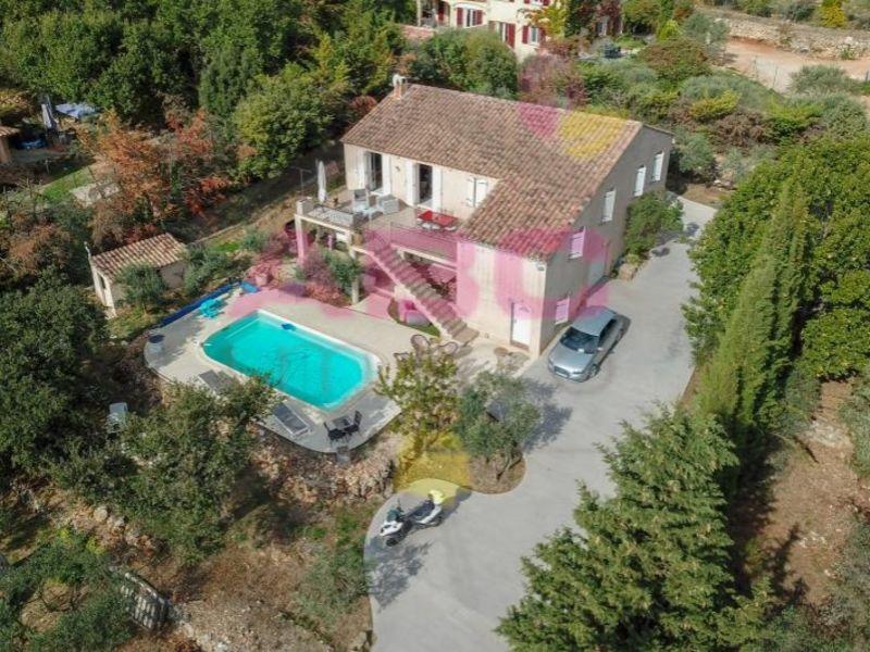 Vente maison / villa Seillons source d argens 471000€ - Photo 1