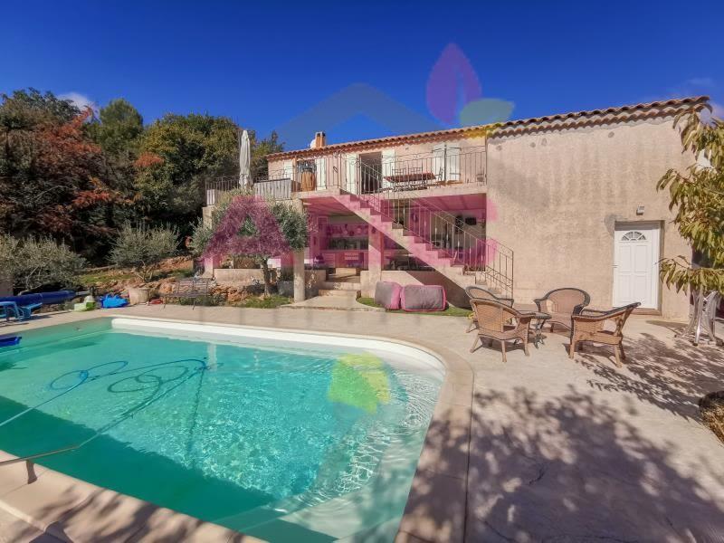 Vente maison / villa Seillons source d argens 471000€ - Photo 2