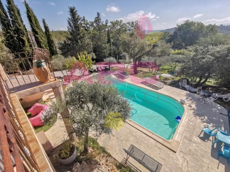 Vente maison / villa Seillons source d argens 471000€ - Photo 3