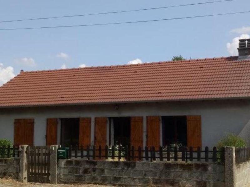 Sale house / villa Franchesse 80000€ - Picture 1