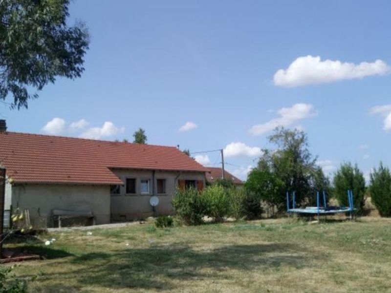 Vente maison / villa Franchesse 80000€ - Photo 2