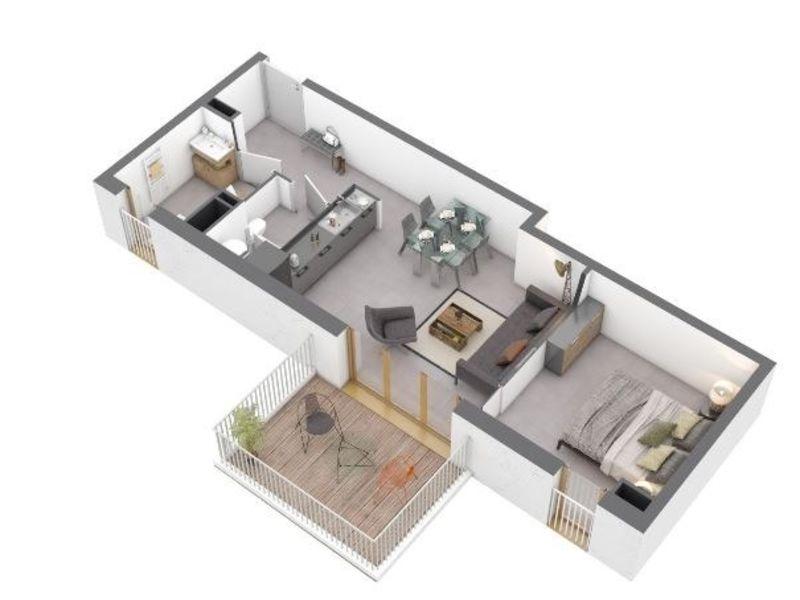 Vente appartement Ajaccio 160000€ - Photo 1
