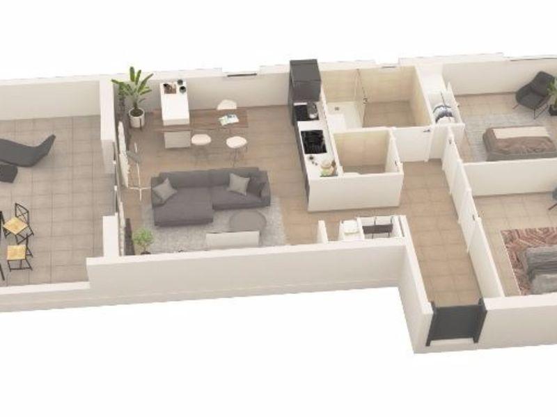Vente appartement Porticcio (pietrosella) 310000€ - Photo 2