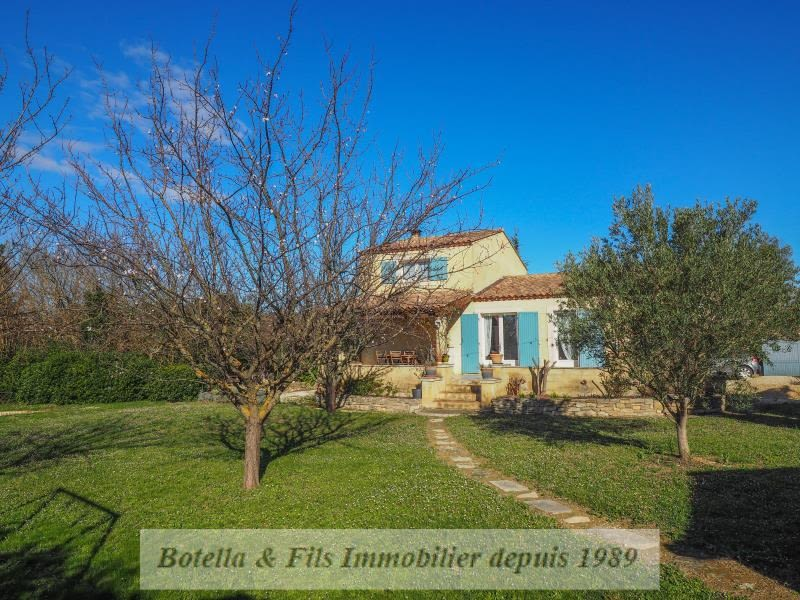 Vente maison / villa Uzes 309 750€ - Photo 1