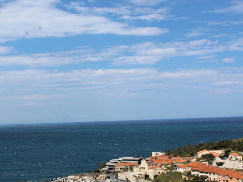 Vacation rental apartment Port vendres  - Picture 2