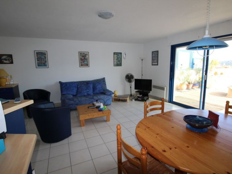 Vacation rental apartment Port vendres  - Picture 5