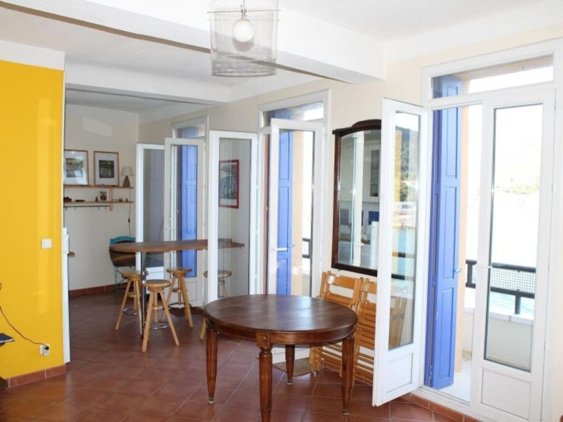 Vacation rental apartment Port vendres  - Picture 6