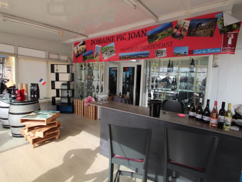 Commercial property sale shop Banyuls sur mer 75000€ - Picture 2