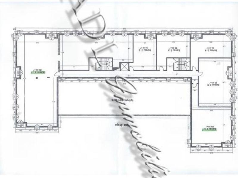 BUREAU - Lot 2-6 LA CHAPELLE EN SERVAL - 106 m2