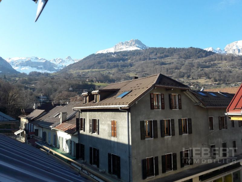 Rental apartment Sallanches 500€ CC - Picture 7