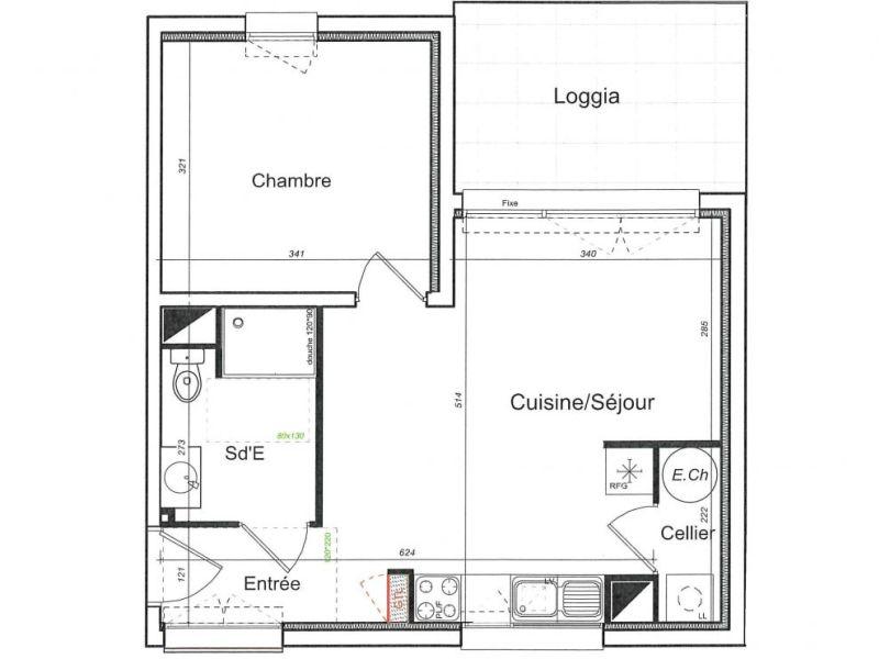 Vente appartement St cyprien 156800€ - Photo 2