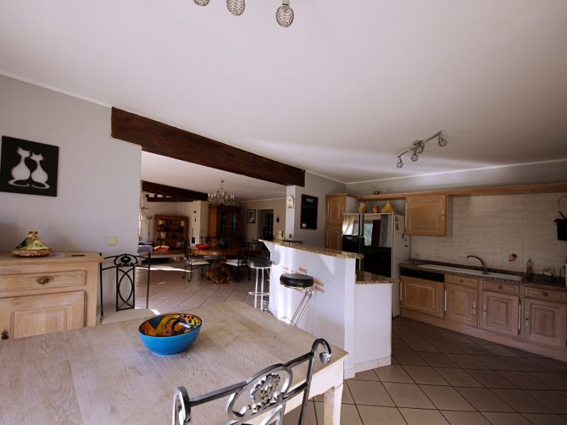 Sale house / villa Montesquieu des alberes 577 500€ - Picture 6