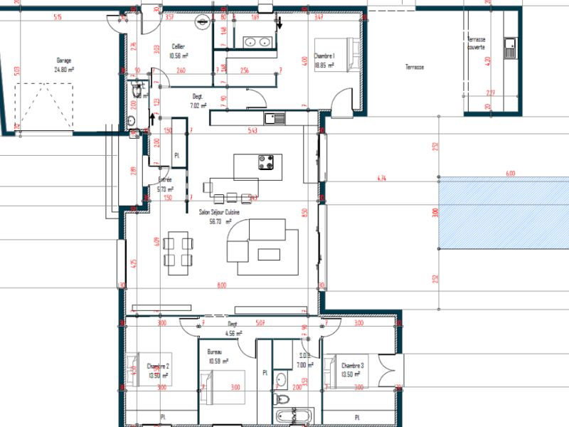 Vente maison / villa Laroque des alberes 459000€ - Photo 15