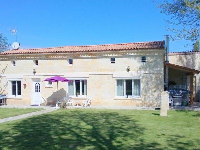 Vente maison / villa Saint andre de cubzac 368500€ - Photo 1