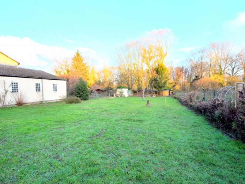 Vente terrain Vaugrigneuse 105 000€ - Photo 1