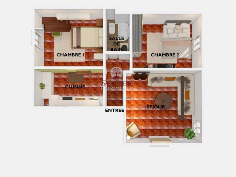 Продажa квартирa Paris 670000€ - Фото 5