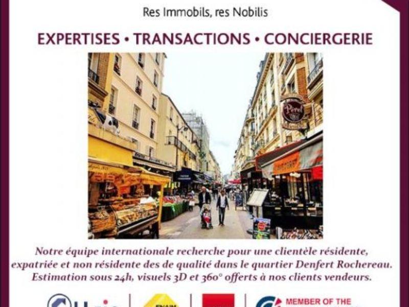 Verkauf wohnung Paris 785000€ - Fotografie 1