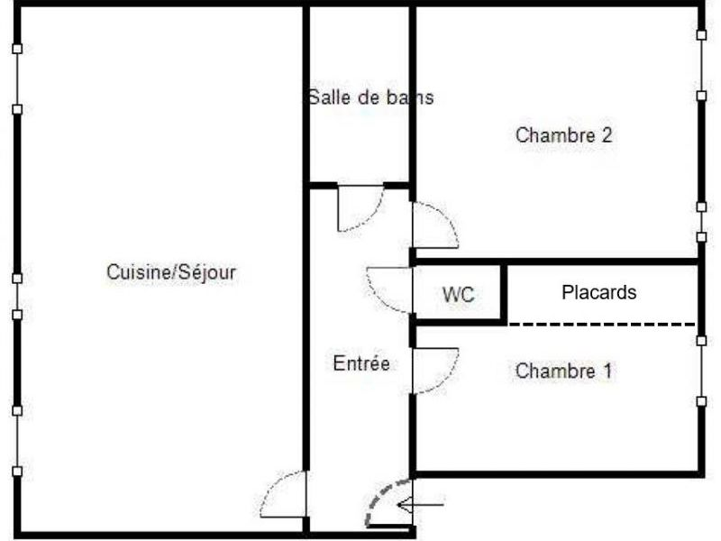 Продажa квартирa Paris 776000€ - Фото 14
