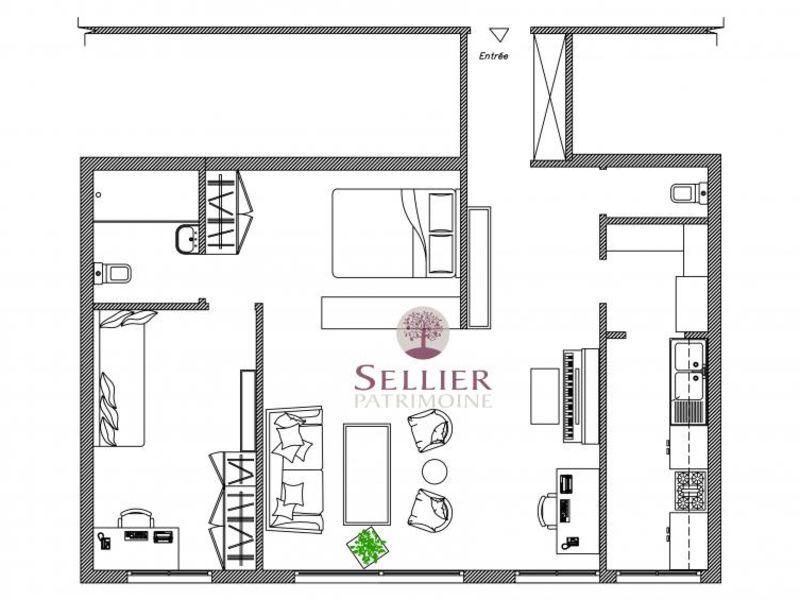 出售 公寓 Paris 775000€ - 照片 10