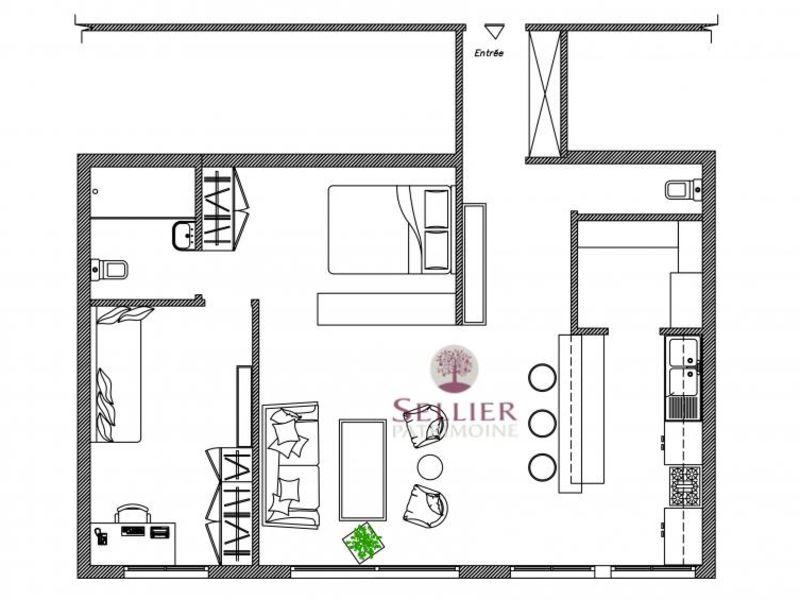 出售 公寓 Paris 775000€ - 照片 12