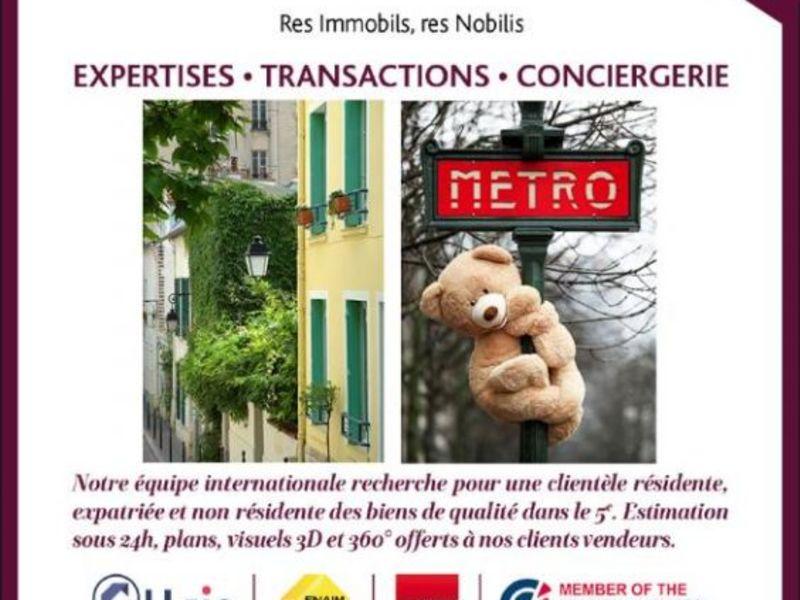 APPARTEMENT RENOVE PARIS - 2 pièce(s) - 44 m2