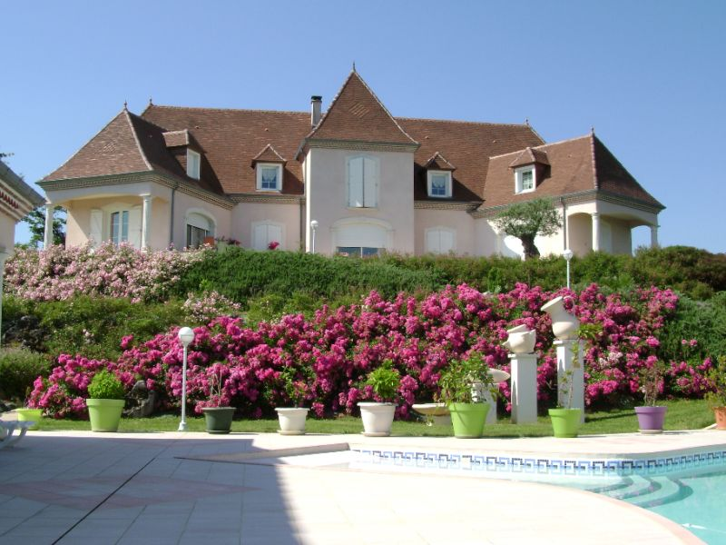 Vente de prestige maison / villa Aubertin 990000€ - Photo 1