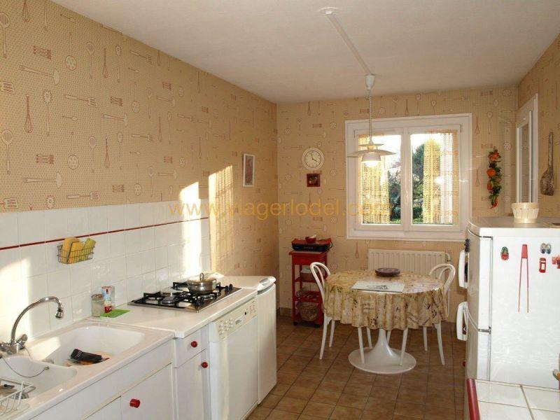 Vendita nell' vitalizio di vita appartamento Givors 40000€ - Fotografia 4