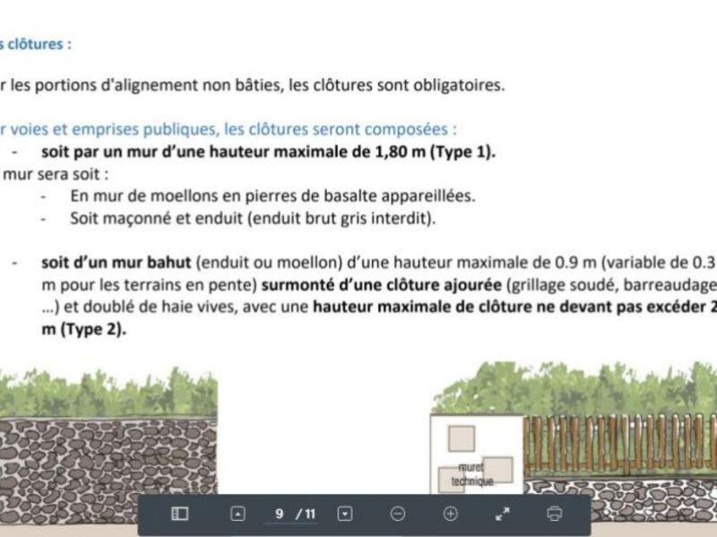 Vente terrain La possession 235370€ - Photo 4
