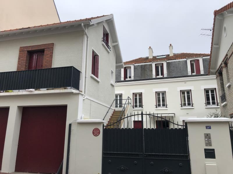 Sale apartment Nogent sur marne 240 000€ - Picture 1