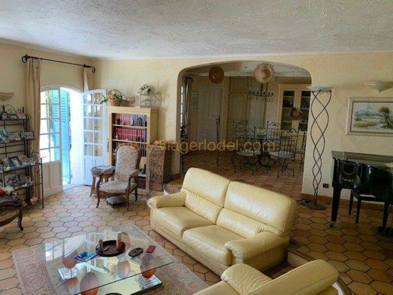 Life annuity house / villa Vence 190 000€ - Picture 5