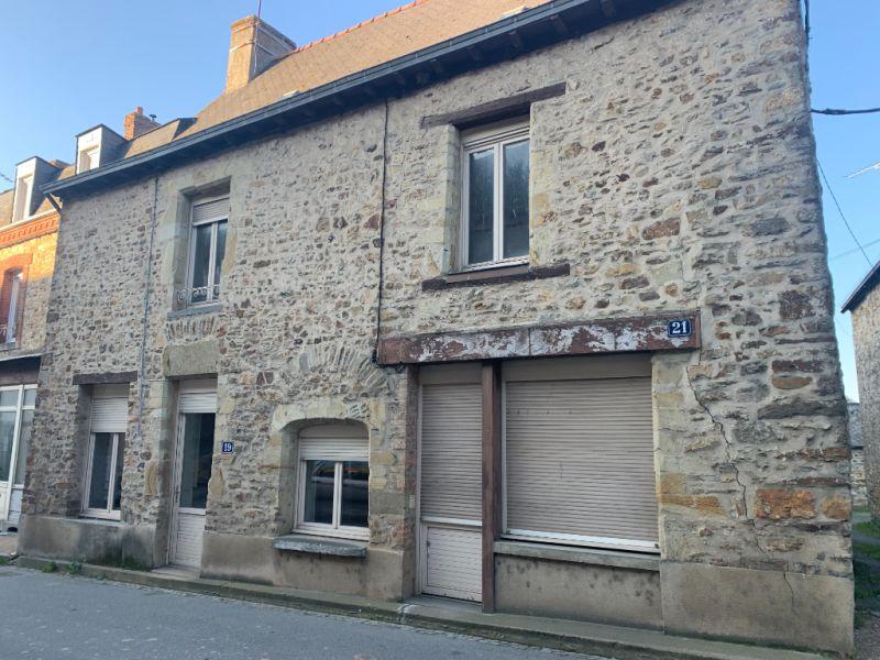 Sale house / villa Martigne ferchaud 100700€ - Picture 1