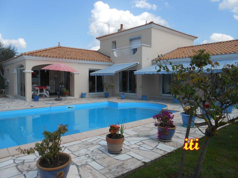 Vente maison / villa Chateau d'olonne 643000€ - Photo 1