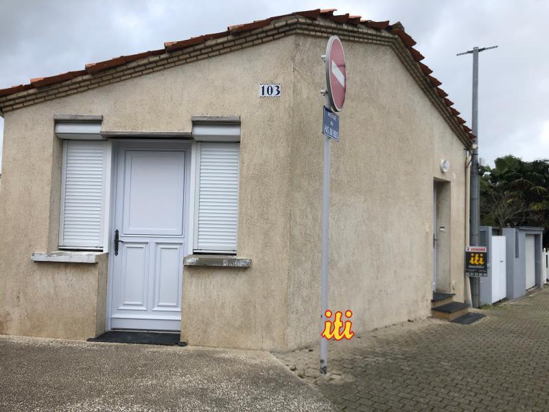 Vente maison / villa Chateau d'olonne 158200€ - Photo 1