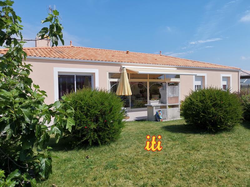Sale house / villa Chateau d'olonne 515000€ - Picture 1