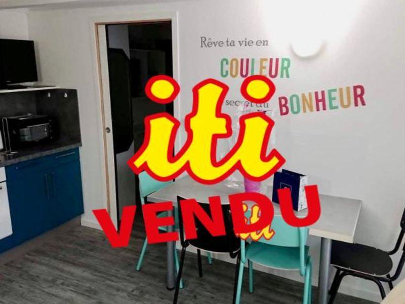 Sale apartment Les sables d'olonne 136500€ - Picture 1