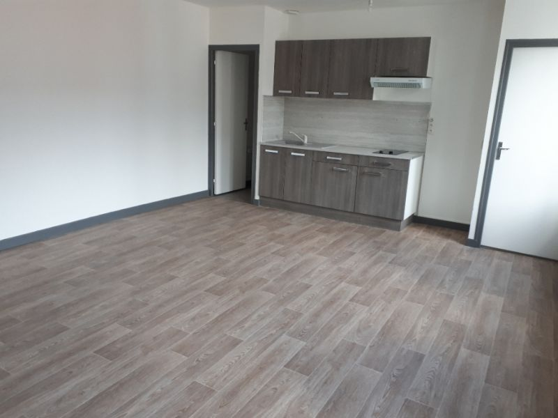 Rental apartment Saint quentin 405€ CC - Picture 1