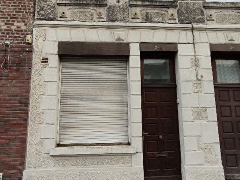 Rental apartment Saint quentin 435€ CC - Picture 11