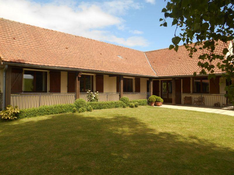 Sale house / villa Sery les mezieres 306000€ - Picture 9