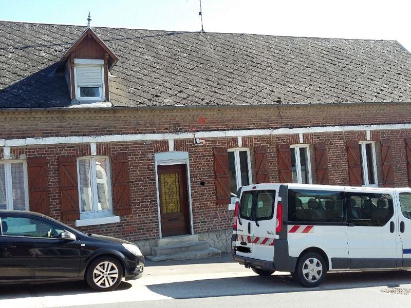 Sale house / villa Origny sainte benoite 55000€ - Picture 1