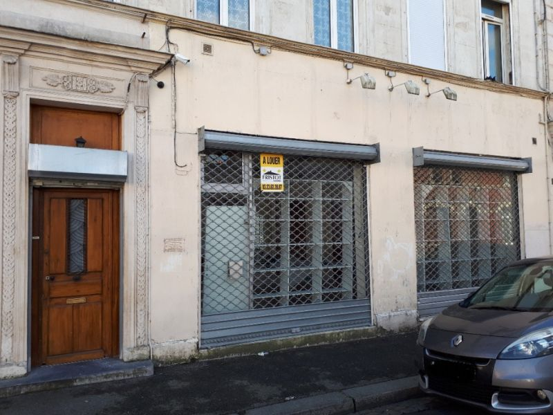 Location local commercial Saint quentin 500€ HC - Photo 1
