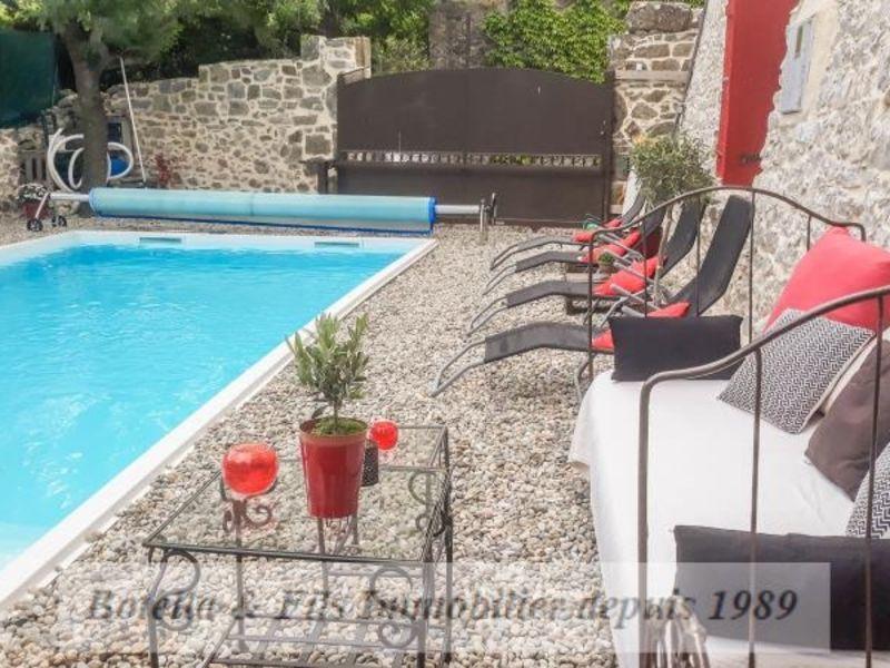 Vente maison / villa Barjac 439000€ - Photo 1