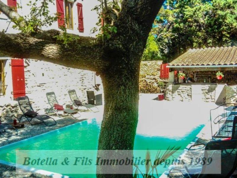 Vente maison / villa Barjac 439000€ - Photo 2