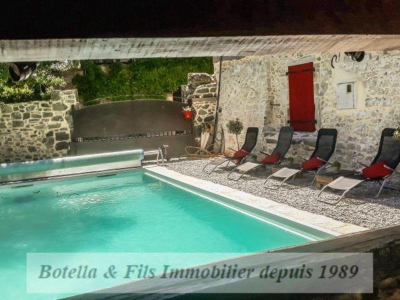 Vente maison / villa Barjac 439000€ - Photo 3