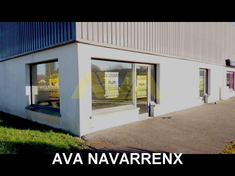 Location local commercial Navarrenx 1260€ CC - Photo 1